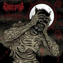 The Grotesquery: The Lupine Anathema, CD