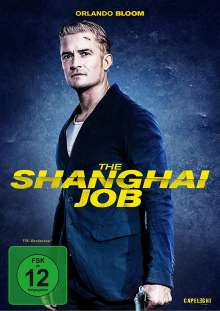 The Shanghai Job, DVD