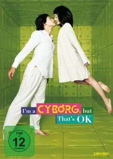 I'm a Cyborg, But That's OK, DVD