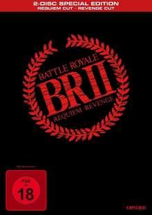 Battle Royale 2 (Requiem & Revenge Cut), 2 DVDs