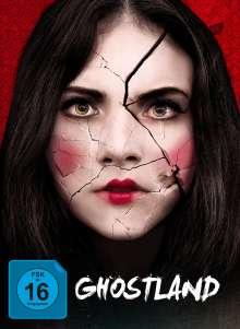 Ghostland (Blu-ray & DVD im Mediabook), Blu-ray Disc