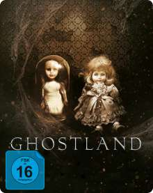Ghostland (Blu-ray im Steelbook), Blu-ray Disc