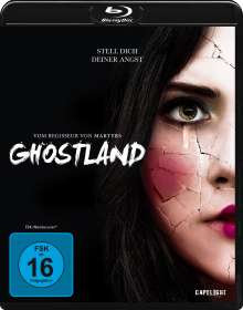 Ghostland (Blu-ray), Blu-ray Disc