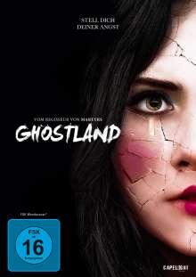 Ghostland, DVD