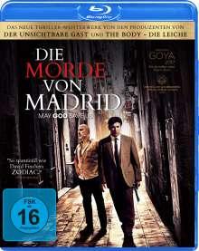 Die Morde von Madrid (Blu-ray), Blu-ray Disc