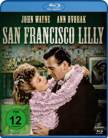 San Francisco Lilly (Blu-ray), Blu-ray Disc