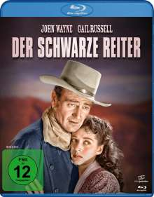 Der schwarze Reiter (Blu-ray), Blu-ray Disc
