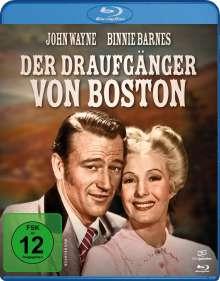 Der Draufgänger von Boston (Blu-ray), Blu-ray Disc