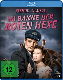 Im Banne der roten Hexe (Blu-ray), Blu-ray Disc