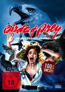 Birds of Prey, DVD