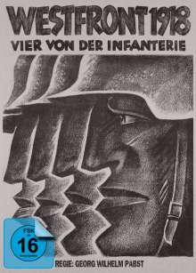 Westfront 1918 (Blu-ray & DVD im Mediabook), Blu-ray Disc
