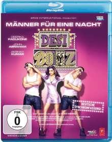 Männer für eine Nacht - Desi Boyz (Blu-ray), Blu-ray Disc