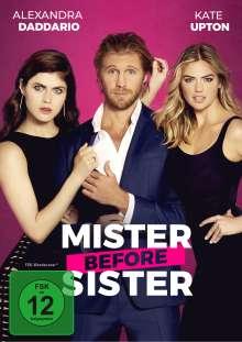 Mister Before Sister, DVD