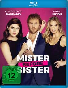 Mister Before Sister (Blu-ray), Blu-ray Disc