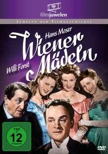 Wiener Mädeln, DVD