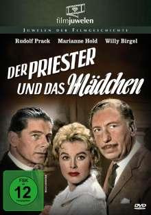 Der Priester und das Mädchen, DVD