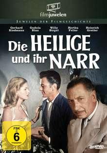 Die Heilige und ihr Narr, DVD
