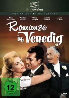 Romanze in Venedig, DVD