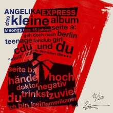 Angelika Express: Das kleine Album - 8 Songs aus 15 Jahren (Limited-Numbered-Edition), LP