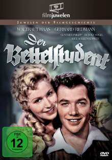 Der Bettelstudent (1956), DVD