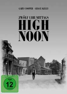 12 Uhr mittags (Blu-ray & DVD im Mediabook), Blu-ray Disc