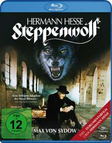 Der Steppenwolf (Blu-ray), Blu-ray Disc