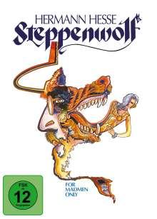 Der Steppenwolf (Blu-ray & DVD im Mediabook), 2 Blu-ray Discs