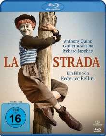 La Strada - Das Lied der Straße (Blu-ray), Blu-ray Disc