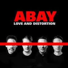 Abay: Love And Distortion (Limited-Edition) (Red Vinyl), LP