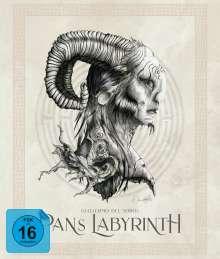 Pans Labyrinth (Ultimate Edition) (Blu-ray & DVD im Mediabook), 4 Blu-ray Discs