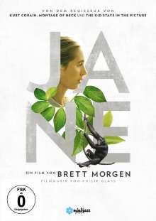 Jane, DVD