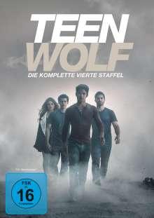 Teen Wolf Staffel 4 (Softbox), 4 DVDs