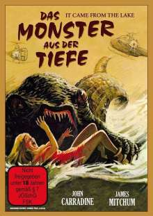Das Monster aus der Tiefe (It Came from the Lake), DVD