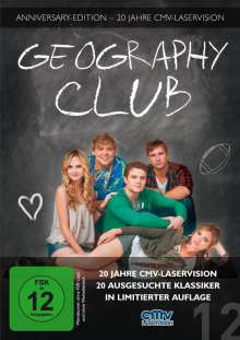 Geography Club (OmU), DVD
