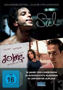 James Franco's SAL / Johns (OmU), 2 DVDs