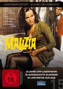 Malizia, DVD