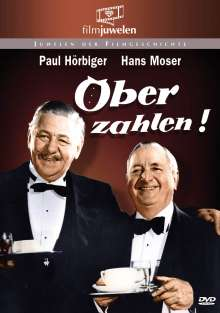 Ober, zahlen!, DVD