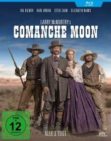 Comanche Moon (Blu-ray), Blu-ray Disc