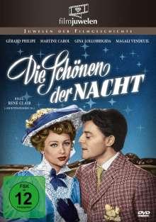 Die Schönen der Nacht, DVD