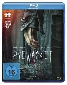 Pyewacket (Blu-ray), Blu-ray Disc
