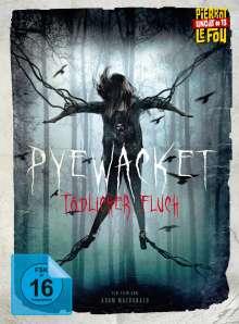 Pyewacket (Blu-ray & DVD im Mediabook), Blu-ray Disc