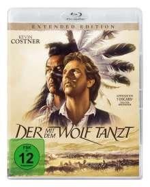 Der mit dem Wolf tanzt (Extended Edition) (Blu-ray), Blu-ray Disc