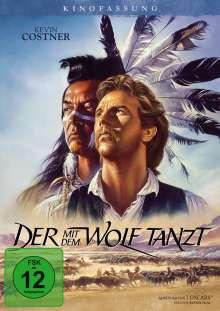 Der mit dem Wolf tanzt (Kinofassung), 2 DVDs