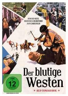 Der blutige Westen, DVD