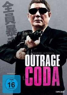 Outrage Coda, DVD