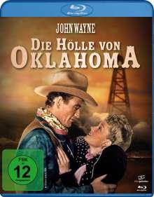 Die Hölle von Oklahoma (Blu-ray), Blu-ray Disc