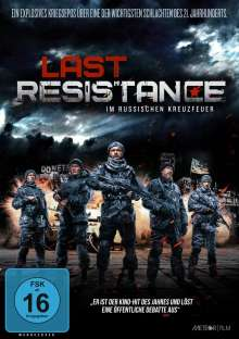 Last Resistance, DVD