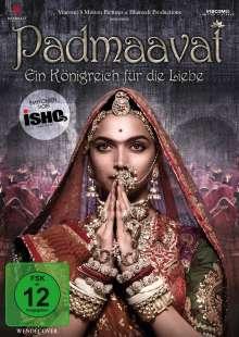 Padmaavat, 2 DVDs