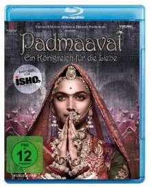 Padmaavat (Blu-ray), Blu-ray Disc