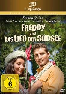 Freddy und das Lied der Südsee, DVD